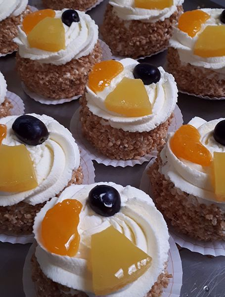Afbeelding van Lactosevrij gebakje