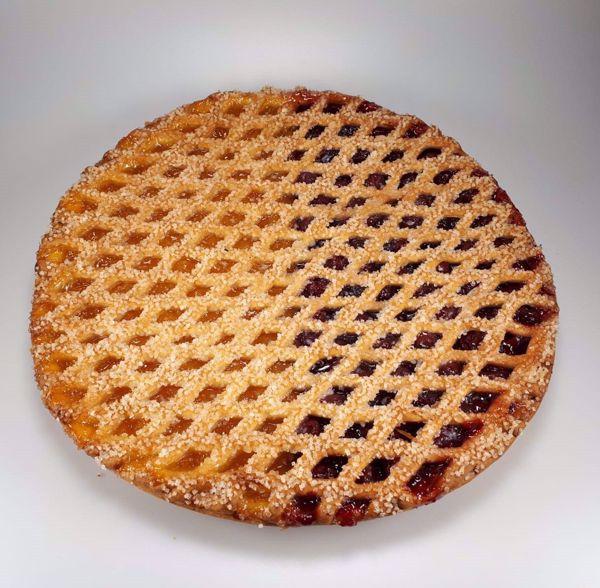 Afbeelding van 1/2 kers 1/2 abrikozen