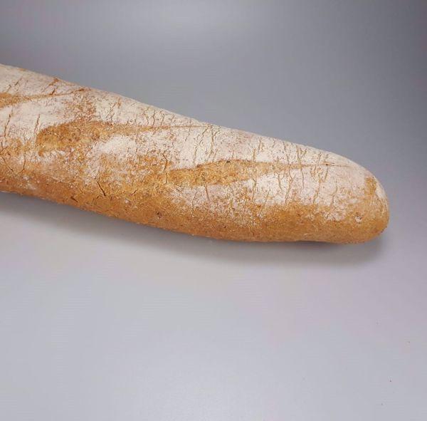 Afbeelding van Stokbrood tarwe gesneden