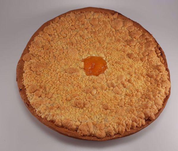 Afbeelding van Kruimel-abrikozen vlaai